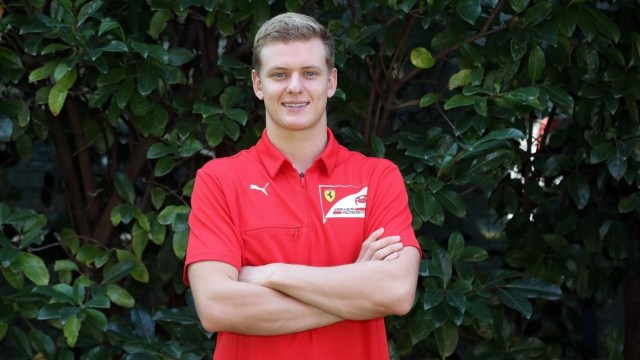 Putra Michael Schumacher, Mick Schumacher, Jadi Juara Dunia F2 2020 (11306)