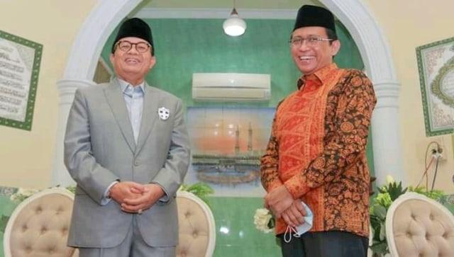Masa Cuti Kampanye Berakhir, Gubernur Jambi Kembali Bertugas (44390)