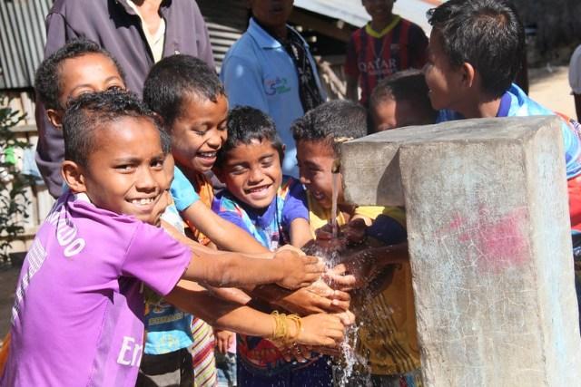 Investasi Tanpa Penyesalan di Sektor Air Minum, Sanitasi, dan Higiene (WASH)  (105369)