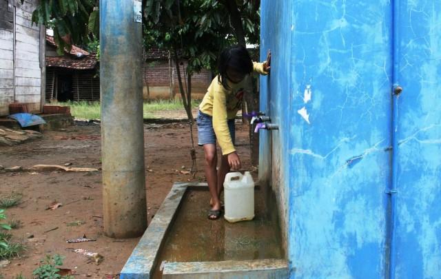 Investasi Tanpa Penyesalan di Sektor Air Minum, Sanitasi, dan Higiene (WASH)  (105370)
