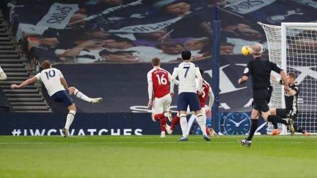 Tottenham vs Arsenal: The Lilywhites Menangi Derbi London Utara (125467)