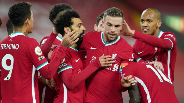 Liverpool vs Wolves: Salah Bikin Gol dan Assist, The Reds Hajar Tamunya 4-0 (30097)