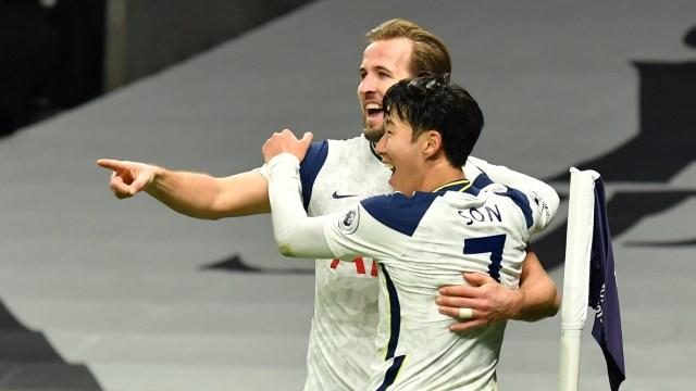 Tottenham vs Arsenal: Jose Mourinho Puji Taktik Arteta di Derbi London Utara (28349)