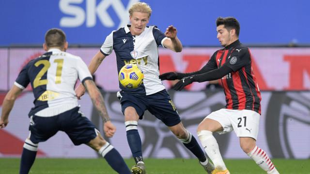 Sampdoria vs AC Milan: Raih 3 Poin di Kandang Lawan, Rossoneri Belum Terkalahkan (143844)