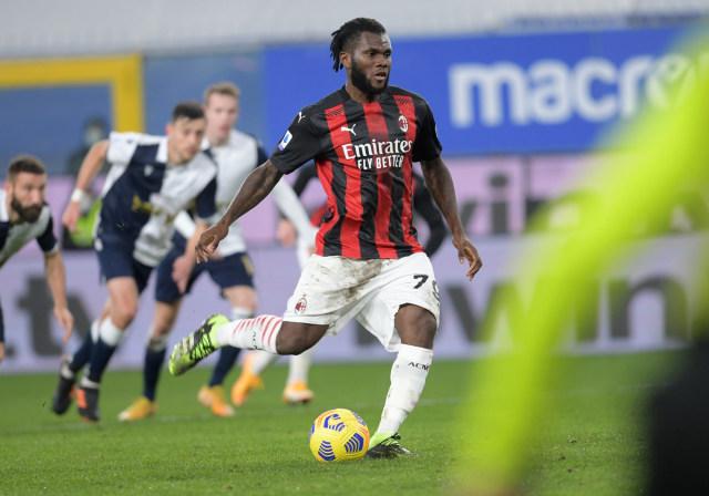 Sampdoria vs AC Milan: Raih 3 Poin di Kandang Lawan, Rossoneri Belum Terkalahkan (143843)