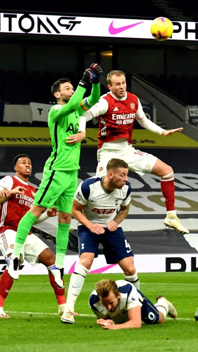 Keok dari Tottenham, Arsenal Rasakan Awal Musim Terparah dalam 39 Tahun (25580)