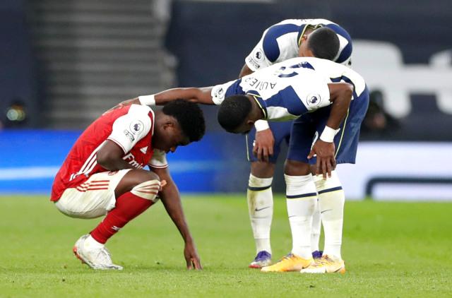 Keok dari Tottenham, Arsenal Rasakan Awal Musim Terparah dalam 39 Tahun (25581)