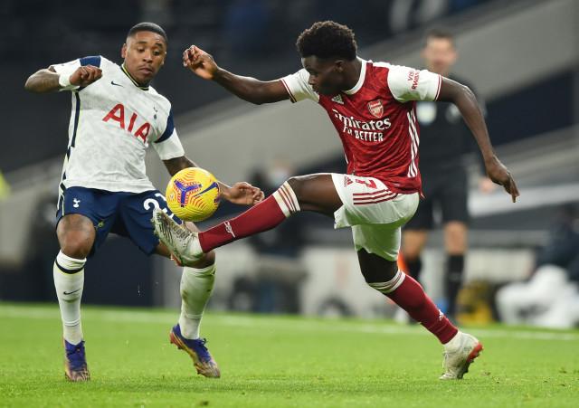 Tottenham vs Arsenal: Jose Mourinho Puji Taktik Arteta di Derbi London Utara (28346)