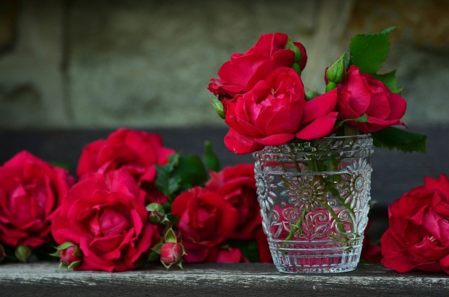 Kenapa Bunga Mawar Merah Identik dengan Cinta? (16881)