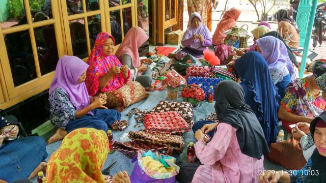 Kontribusi UMKM dalam Pemberdayaan Perempuan dan Kesetaraan Gender (40553)