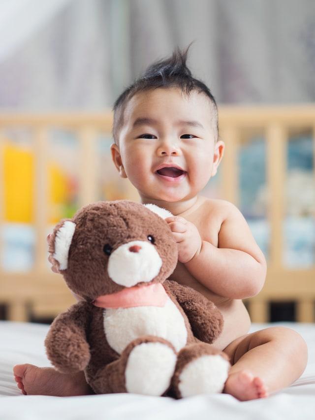 Alasan Anak-anak Suka Main Boneka Binatang (73938)