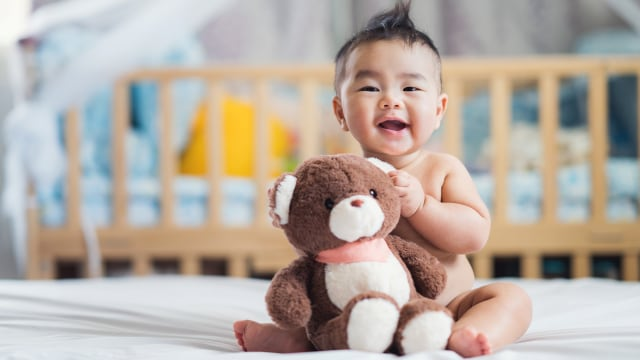 Alasan Anak-anak Suka Main Boneka Binatang (73941)