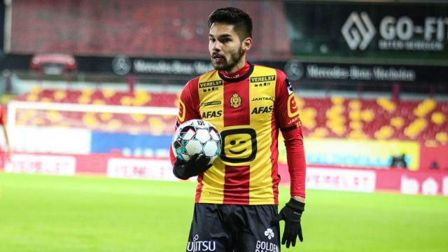 Sandy Walsh Ungkap Rasa Syukur Usai Cetak Gol Penyelamat untuk KV Mechelen (137146)