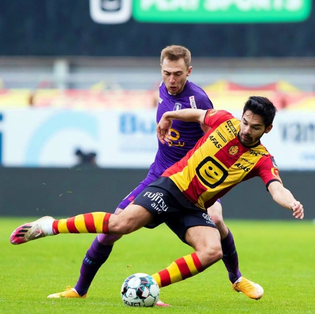 Sandy Walsh Ungkap Rasa Syukur Usai Cetak Gol Penyelamat untuk KV Mechelen (137145)