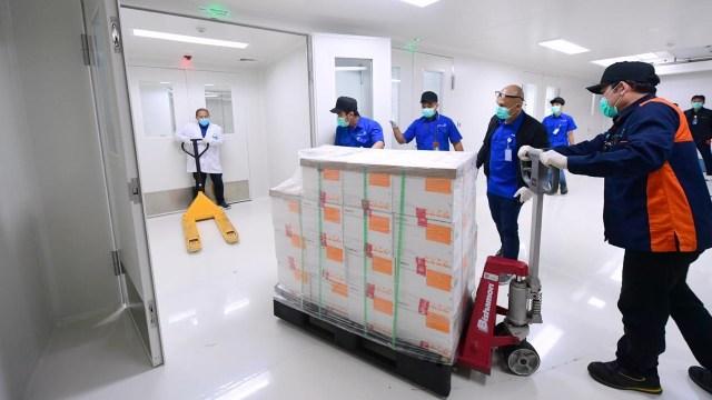 Bio Farma Tegaskan Vaksinasi Corona Dimulai Setelah Terbitnya Izin BPOM (49204)