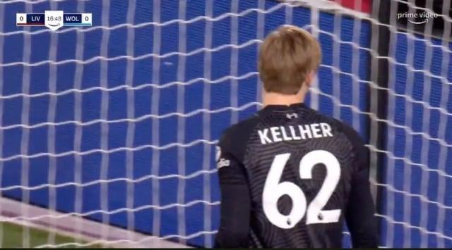 Caoimhin Kelleher: Debut Premier League dengan Salah Cetak Nama di Jersey (429508)
