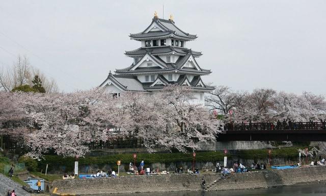 Bak Legenda Bandung Bondowoso, Ini Kastil Jepang yang Dibangun Dalam Satu Malam (21888)