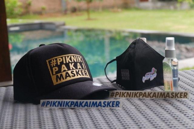 Libatkan Influencer Lampung, Dispar Pesisir Barat Kampanyekan #PiknikPakaiMasker (414649)