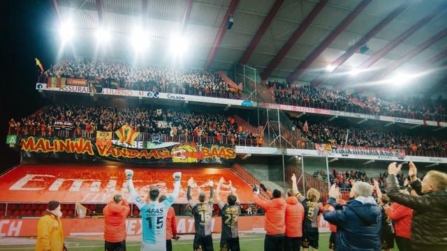Profil KV Mechelen, Klub Sandy Walsh yang Sempat Tersandung Kasus Suap (13376)