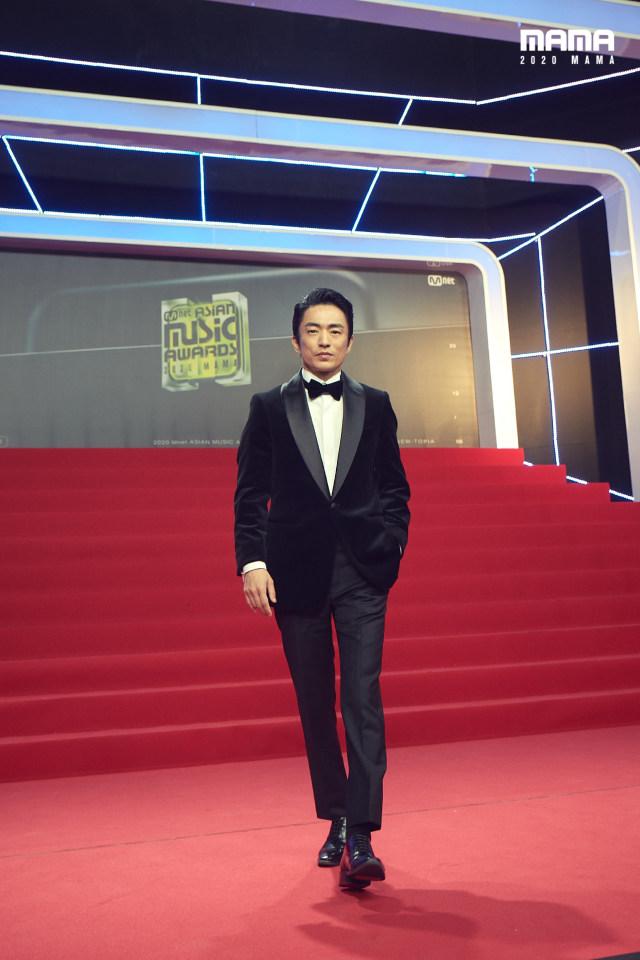 Deretan Potret Aktor dan Aktris Korea yang Hadir di MAMA 2020 (13699)