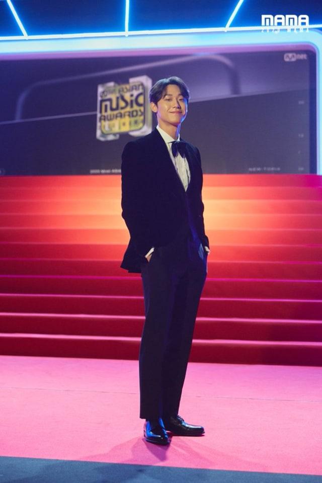 Deretan Potret Aktor dan Aktris Korea yang Hadir di MAMA 2020 (13703)