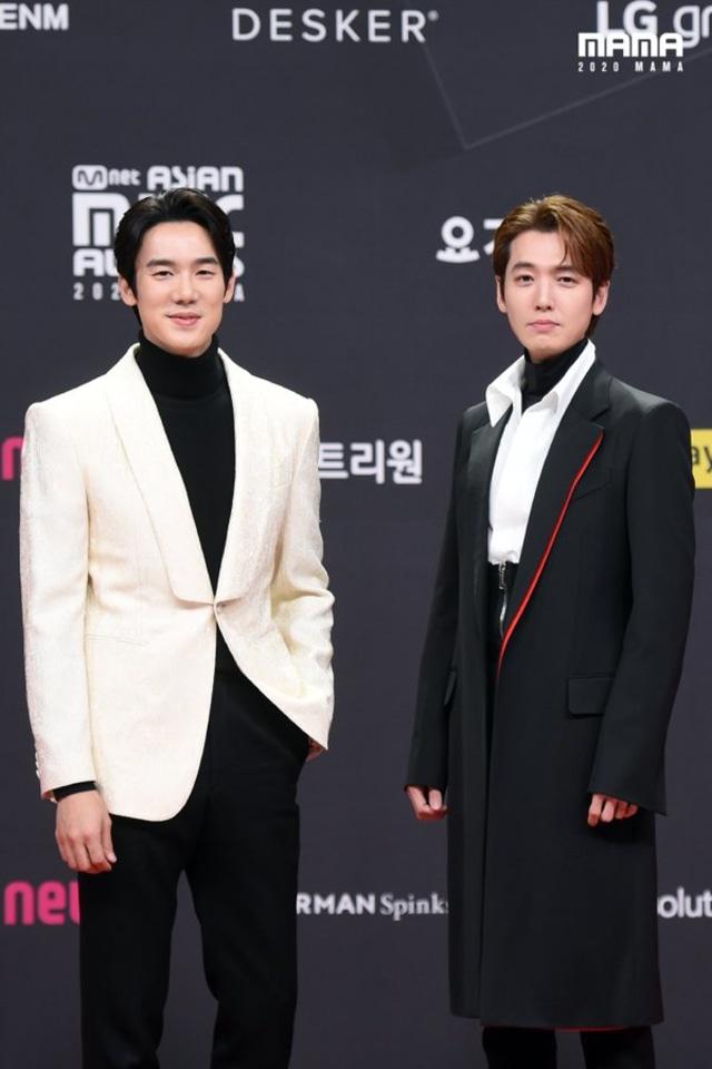 Deretan Potret Aktor dan Aktris Korea yang Hadir di MAMA 2020 (13707)