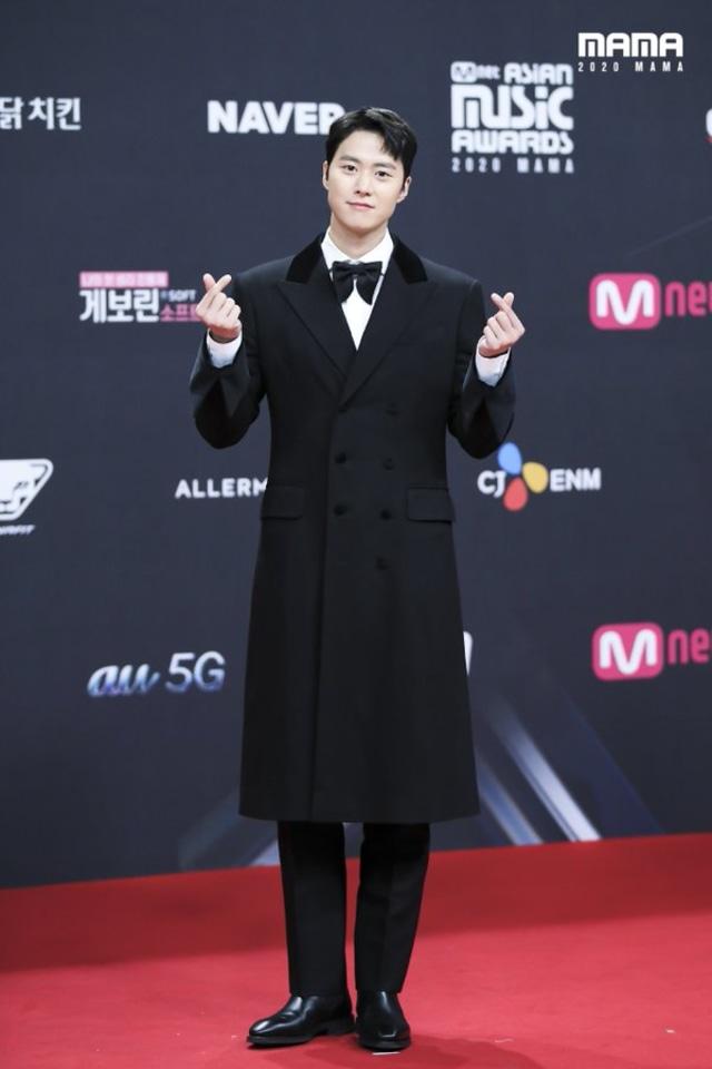 Deretan Potret Aktor dan Aktris Korea yang Hadir di MAMA 2020 (13709)