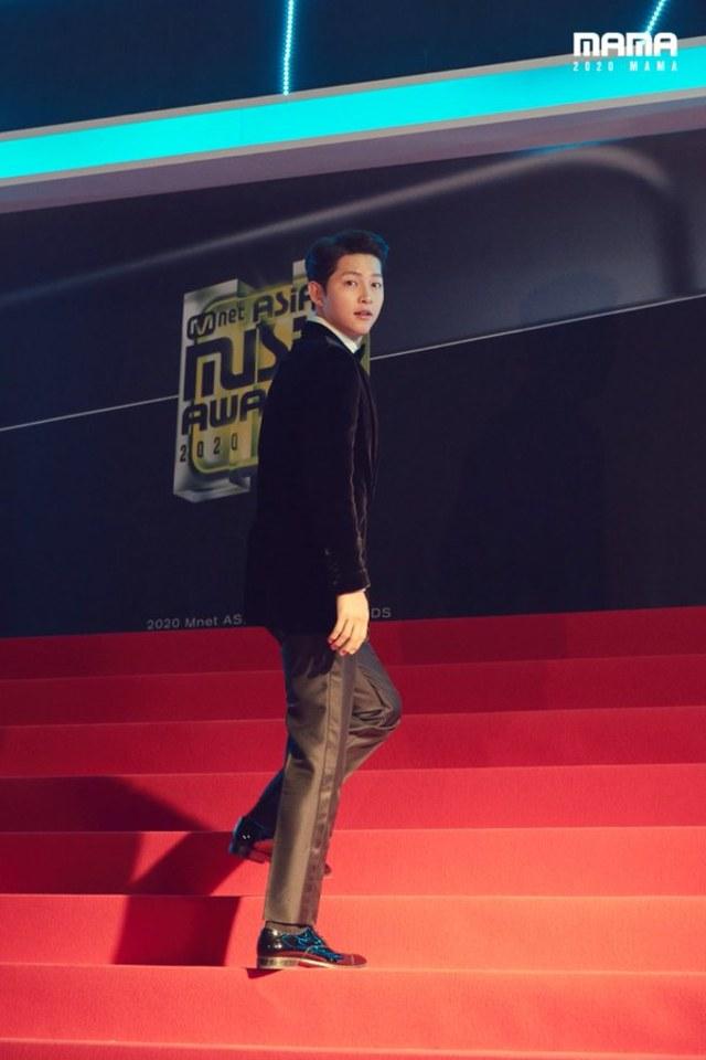 Deretan Potret Aktor dan Aktris Korea yang Hadir di MAMA 2020 (13711)