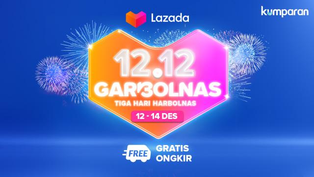 Siap-Siap Harbolnas! Ini Penawaran Menarik saat Lazada 12.12 (12091)