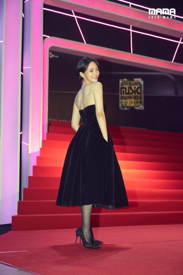Deretan Potret Aktor dan Aktris Korea yang Hadir di MAMA 2020 (13706)