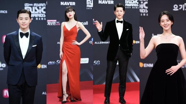Deretan Potret Aktor dan Aktris Korea yang Hadir di MAMA 2020 (13692)