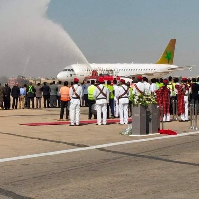 Pakistan Luncurkan Maskapai Penerbangan Terbaru, Namanya AirSial (13887)
