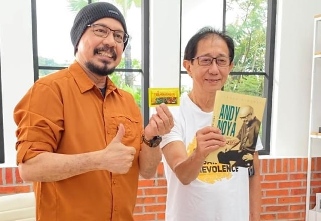 Andy F Noya Bintangi Iklan Tolak Angin, Sido Muncul: Butuh Waktu 12 Tahun! (280061)
