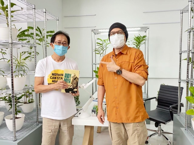 Andy F Noya Bintangi Iklan Tolak Angin, Sido Muncul: Butuh Waktu 12 Tahun! (280059)