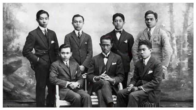 Perhimpunan Indonesia, Organisasi Pergerakan Indonesia yang Revolusioner (16338)