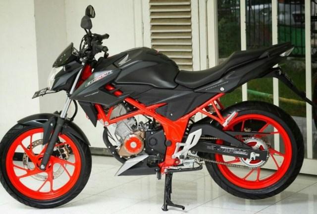 Menarik, Motor Sport 150 Cc Dilego Mulai Rp 5 Juta di Balai Lelang (140748)
