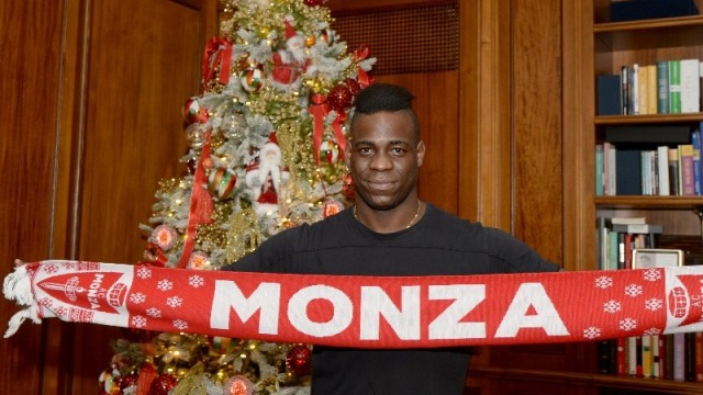 Resmi: Mario Balotelli Gabung Klub Serie B, AC Monza (27162)