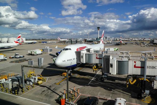Bandara Heathrow Buat Terminal Khusus untuk Penumpang dari Negara Berisiko (23243)