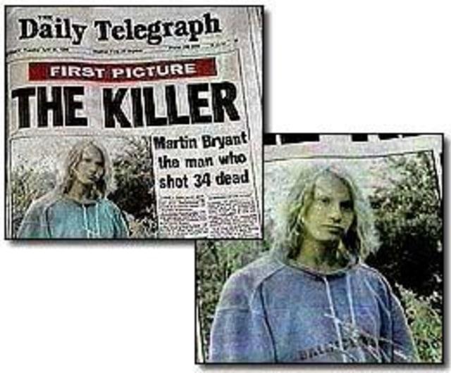 Martin Bryant, Penembak Asal Australia yang Bunuh 35 Orang (15144)