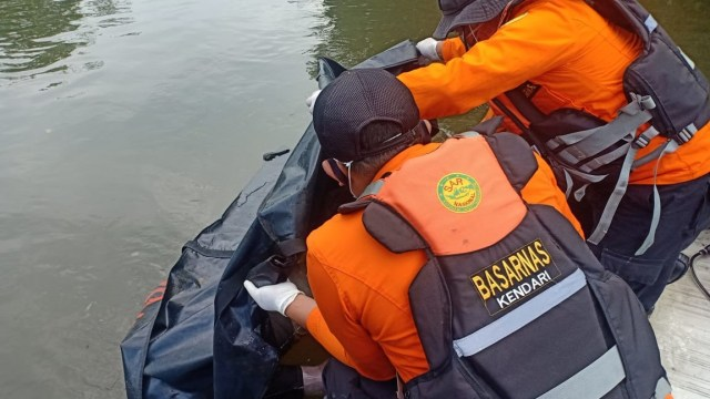 Warga Konawe yang Hilang di Muara Sungai Batu Gong Ditemukan Tak Bernyawa (25257)