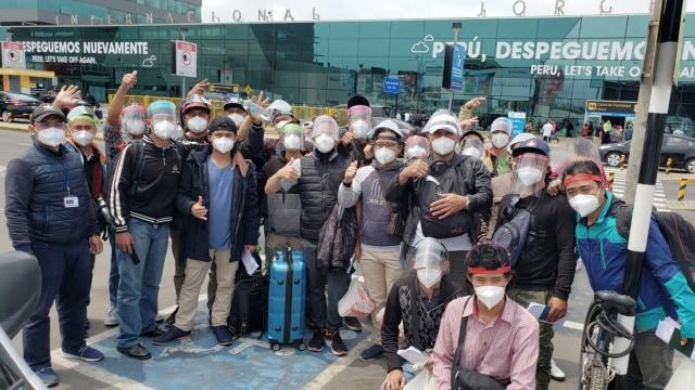 Sepanjang Desember 2020, Sebanyak 98 WNI Dipulangkan ke Indonesia dari Peru (77071)