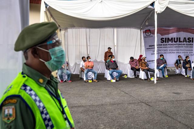 Foto: Menyongsong Pilkada Serentak 2020 yang Aman Corona (76966)