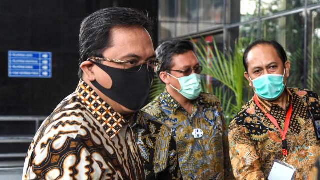 Ketua BPK Jadi Saksi Meringankan untuk Kasus Rizal Djalil di KPK (282896)