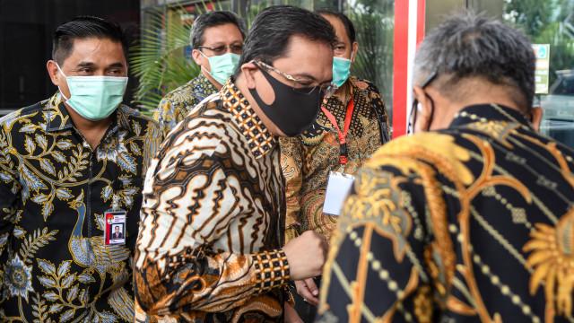 Deputi Penindakan KPK Sambut Saksi di Lobi, ICW Soroti Perlakuan Khusus (418158)