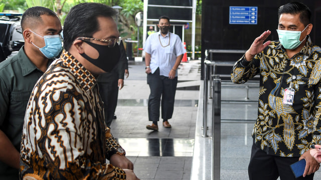 Deputi Penindakan KPK Sambut Saksi di Lobi, ICW Soroti Perlakuan Khusus (418159)