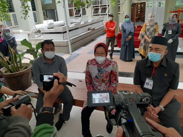 Simulasi Sekolah Tatap Muka Digelar, Tes Swab Siswa di Surabaya Masih Berlanjut (138150)