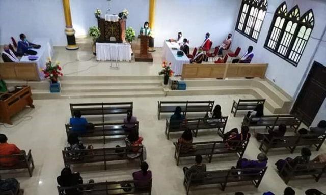 Jelang Natal, Gereja di Mamasa Diminta Terapkan Protokol Kesehatan (96502)