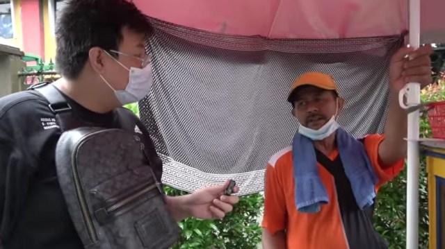Dikuliahkan Raffi Ahmad, Dimas Ahmad Pilih Sastra Jepang (5991)