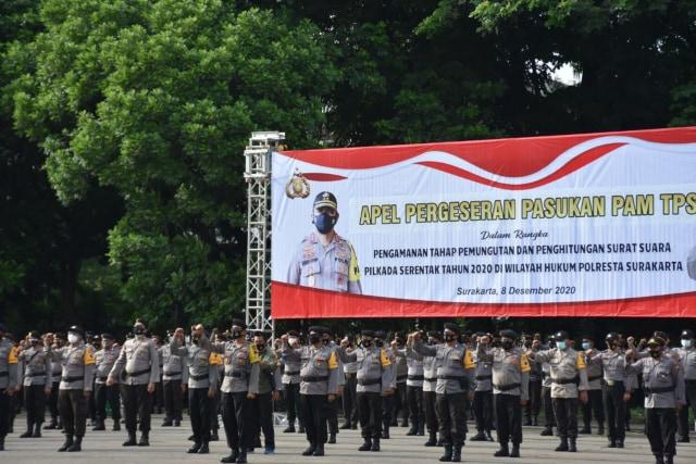 Delapan TPS yang Rawan di Solo, Jadi Lokasi Paslon Lakukan Pencoblosan  (249356)