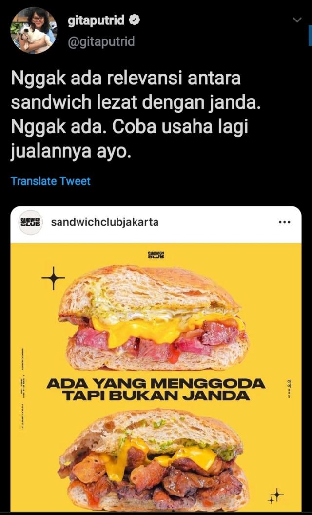 Promosi Kuliner Bawa Bawa Janda Penjual Sandwich Dibully Netizen Kumparan Com